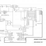 programmatore27C256Schema